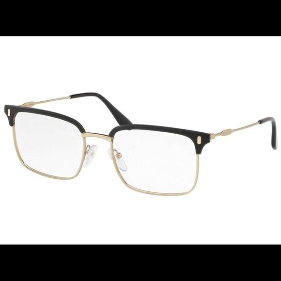 ff5f159bf15 Prada VPR 55 VV Eyeglasses 🆕‼ 💯 Authentic‼ 🛒